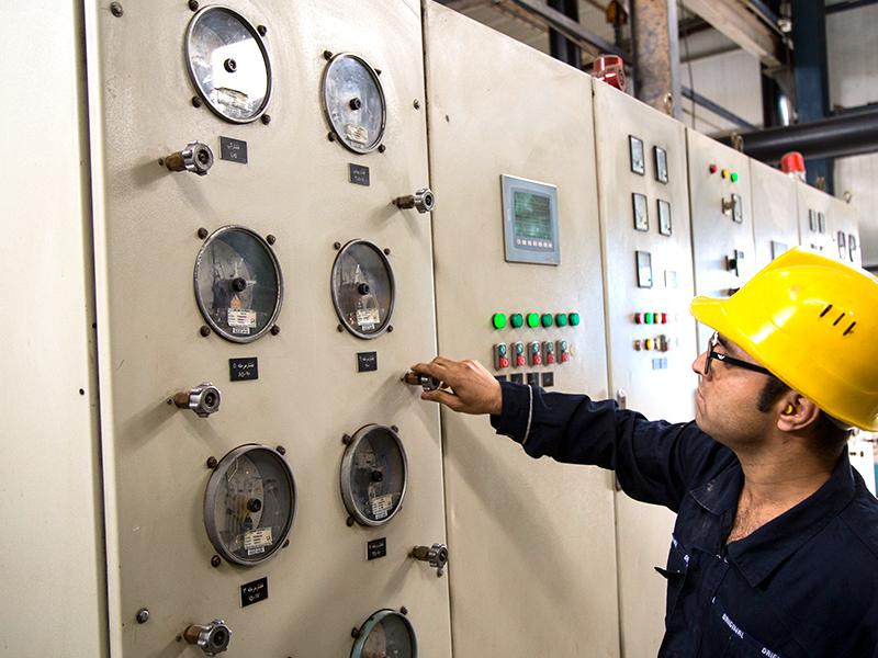 عکسبرداری صنعتی در شرکت سهیل گاز توسط شایگان