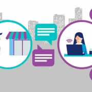 تبلیغات منجر به افزایش بازدید برند شما و افزایش مشتری می شود