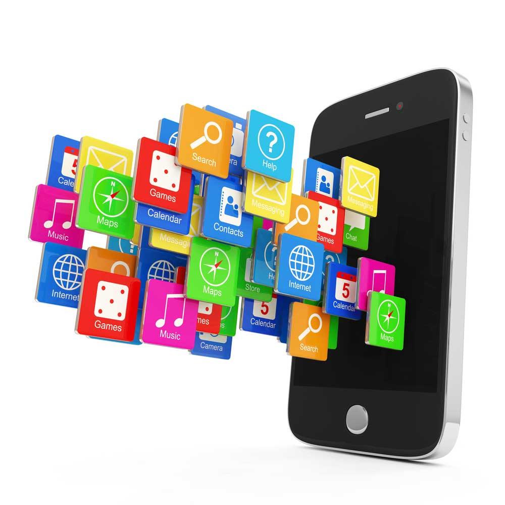 طراحی اپ موبایل شایگان