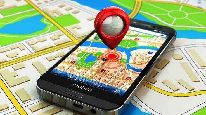 سئو نقشه گوگل