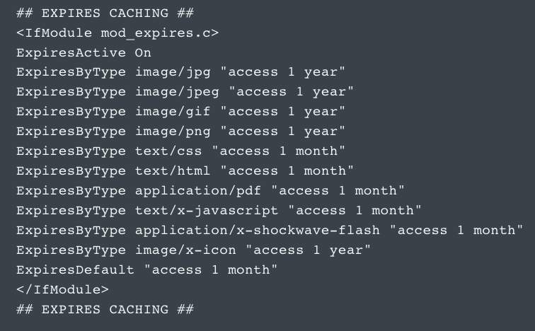 caching-htaccess