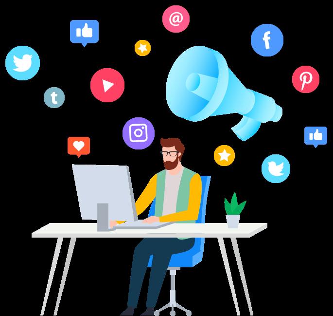 خدمات مدیریت شبکه های اجتماعی برای برند ها