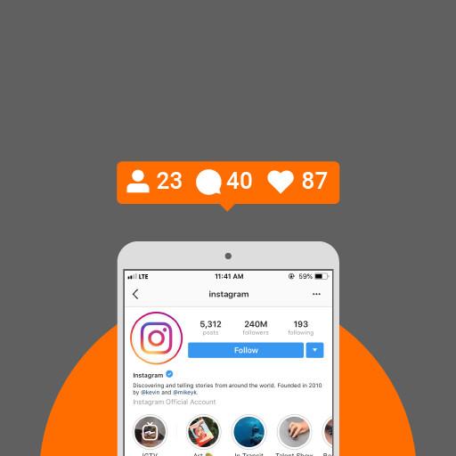 راه های تبلیغات در اینستاگرام برای افزایش فالوور و لایک و کامنت
